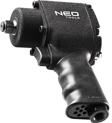 "Neo professional short 1/2"" air impact wrench 675 Nm heavy duty (Neo 12-020)"