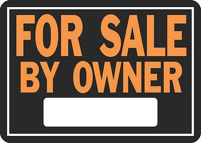 New Lot (12) Hy-Ko 845 Weatherproof Aluminum For Sale By Owner Signs 0860940