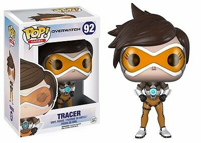 Funko Pop! Games Overwatch Tracer Vinyl Action Figure