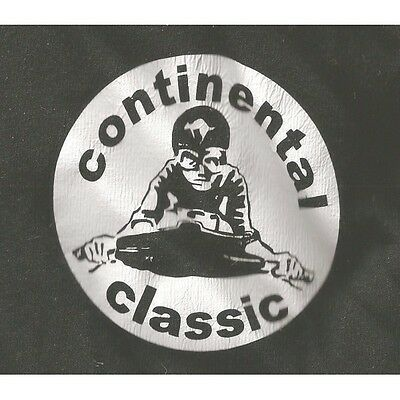 2 Tee Shirt Continental Classic Taille Xl
