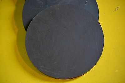 "1/2"" .500 HRO Steel Sheet Plate Disc Shaped 4""  A36, Round"