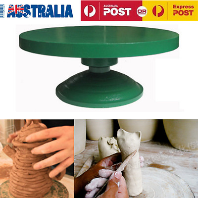 20cm Banding Wheel Turntable Pottery Clay Cake Decorating Modelling Sculpture