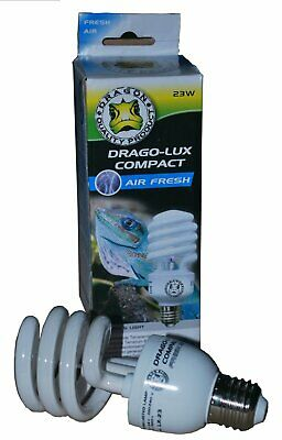 Drago Lux Compact - Kompaktlampe UV Lampe Air Fresh 23w