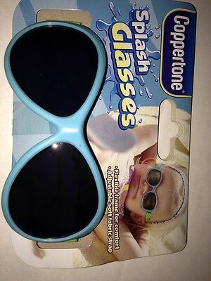 New Coppertone Adjustable Baby Sunglasses