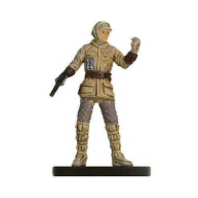 Hoth Trooper Officer - Star Wars Force Unleashed