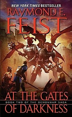 At the Gates of Darkness ~ Raymond E. Feist ~  9780061468384