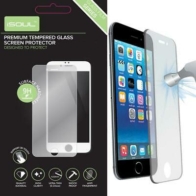 Genuine Front Back Tempered Glass Film Screen Protector For Apple Iphone 6 & 6S
