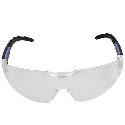 Safety Glasses Work Spectacles Specs Eye Protective Eyewear clear Lens NEW