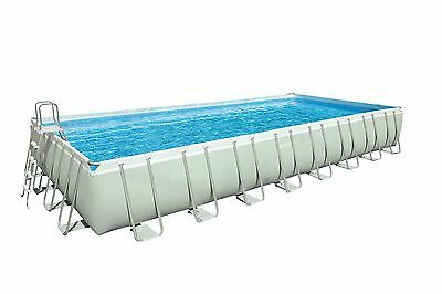 Frame Pool Set Ultra Quadra 975 x 488 x 132 cm   28372GN