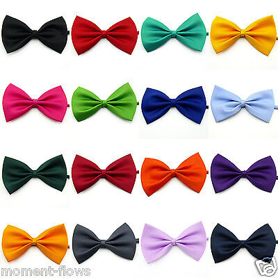 New Boy Kid Classic Tuxedo Adjustable Wedding Prom Evening KBT Bow Tie Bowtie