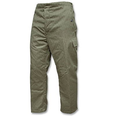 New East German army strictarn camo combat cargo trousers pants NVA DDR military
