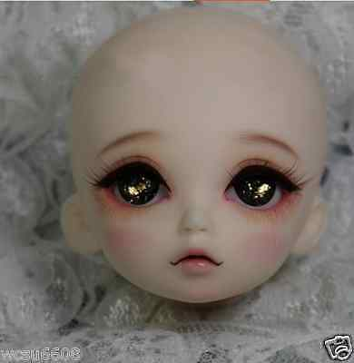 1/6Simulation Single Head New SD/ BJD Doll Parts Not including Make up and Eyes