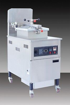 Brand New 24L Commercial Gas Pressure Fryer Free Ship by Sea