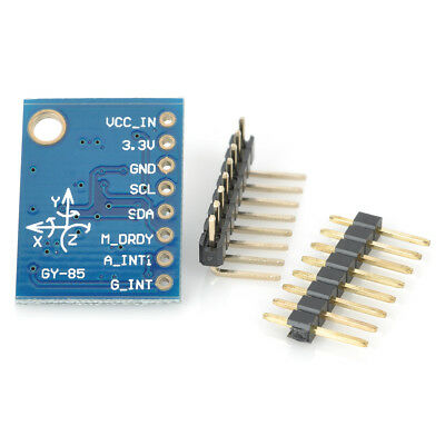 Works with Official Arduino Boards GY-85 6DOF 9DOF IMU Sensor Module for Arduino