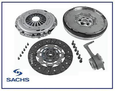 New SACHS Ford Galaxy/Kuga/Mondeo 2.0 TDCi Dual Mass Flywheel Clutch kit & Slave