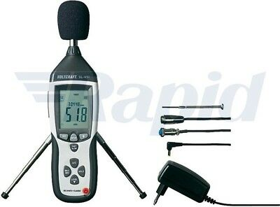 Voltcraft SL-451 Sound Meter 30-130 Db