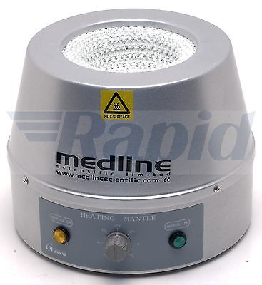 Medline Temperature Controlled Heating Mantle 250ml