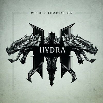 Within Temptation - Hydra [New CD] Digipack Packaging