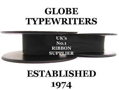 1 x 'ROYAL 101' *BLACK* TOP QUALITY *10 METRE* TYPEWRITER RIBBON