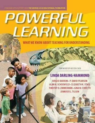 Powerful Learning: What We Know about Teaching for Understanding by Linda Darlin