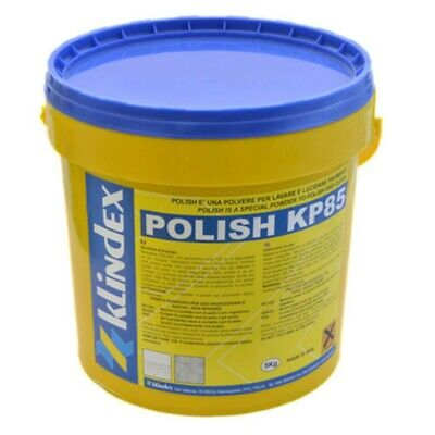 Klindex Marble Polishing Powder KP85 20KG - Terrazzo, Porcelain, Glass