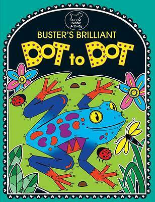 Buster's Brilliant Dot To Dot, , New