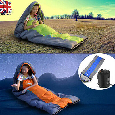 Outdoor 4-5 Season Adult Waterproof Camping Hiking Case Envelope Sleeping Bag