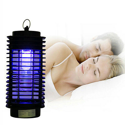 Electric Insect Trap Zapper Mosquito Killer Bug Pest Fly Catcher 200V Trap Lamp