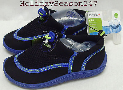 Speedo KIDS Water Shoes For Swimmer Swimming Canoeing Kayaking Floating Boating