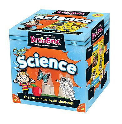Brainbox - Fun Brain Box Science KS2 Key Stage 2 Educational Toys and Games