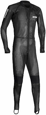 Cortech Mens Black Quick-Dry Motorcycle Air Undersuit Base Layer