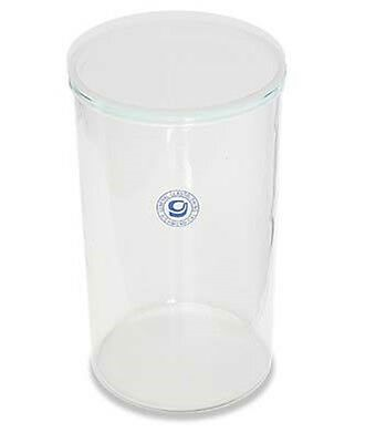 Glass Cylindrical Developing Chamber for 10x20cm plates A75-12