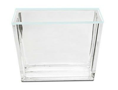 Glass Rectangular Developing Chamber for 20x20cm plates (with lid) A70-22