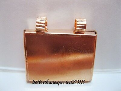 2x Copper Taweez Charm Amulet Locket Pendant for Family GoodLuck Protection Love