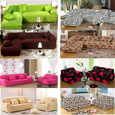 L Shaped Sofa Slipcovers Rooms .
