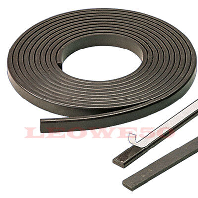 Non Adhesive and Self Adhesive Magnetic Tape Magnet Strip Pls Choose your Size