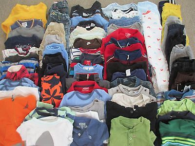 68 Piece lot of BOYS size 6-12 months clothing