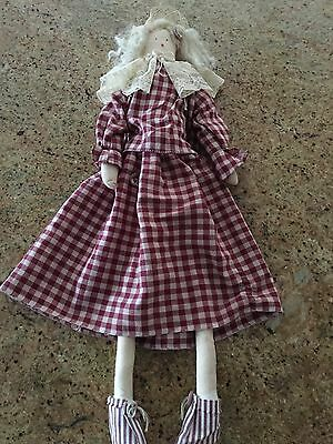 Handmade Rustic Country Style Doll