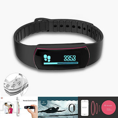Bluetooth Smartwatch Touchscreen Fitness Pulsmesser Smart Uhr For IOS Android
