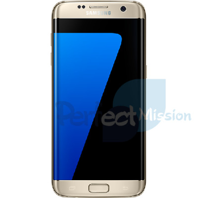 SAMSUNG GALAXY S7 edge Dual SIM 32GB 4G G935FD Gold Platinum  WARRANTY Unlocked