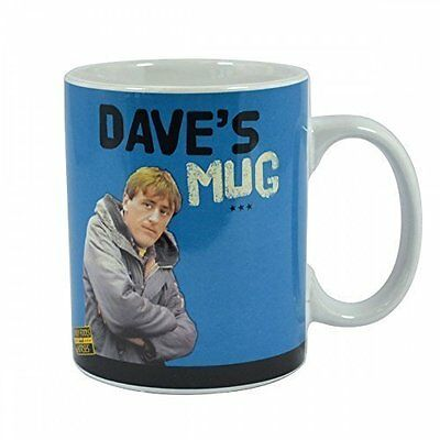 Only Fools And Horses Dave's Mug New Cup Boxed Gift