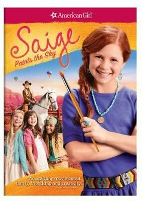 American Girl: Saige Paints the Sky (2013, REGION 1 DVD New) WS