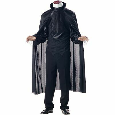 Child Headless Horseman Scary Spooky Villain Boys Halloween Costume S-Xl 00209