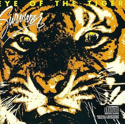 Survivor - Eye of the Tiger [New CD]
