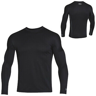 Under Armour Mens Coldgear Infrared Fitted Base Layer Top - New Ua Cgi Golf 2016
