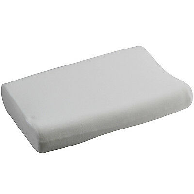 Babies Toddler Memory Foam Pillow Microfibre Hollowfibre Baby Head Neck Support