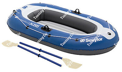 New Sevylor CARAVELLE KK65 2 person inflatable dinghy