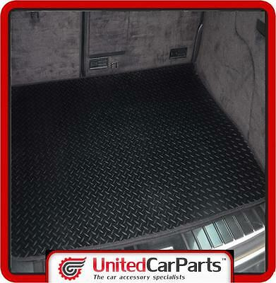 Seat Exeo Estate Tailored Boot Mat (2009 Onwards) Genuine United Car Parts 2970