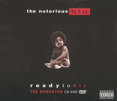 The Notorious B.I.G. - Ready to Die [New CD] Explicit, UK - Import