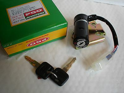 Ignition switch. PGO T-Rex 50 110 125cc.   NEW.      C1552000000
